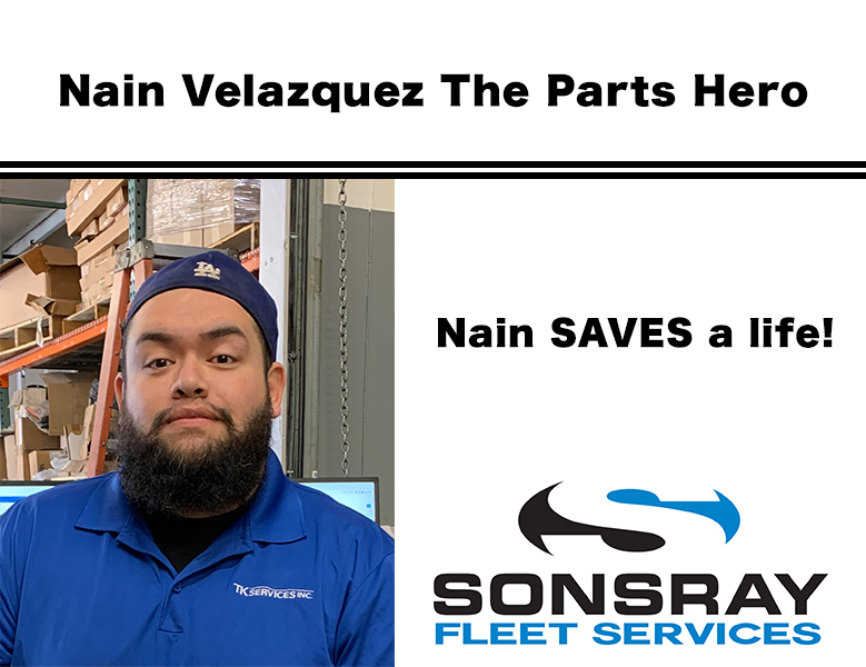 Nain Velazquez The Parts Hero
