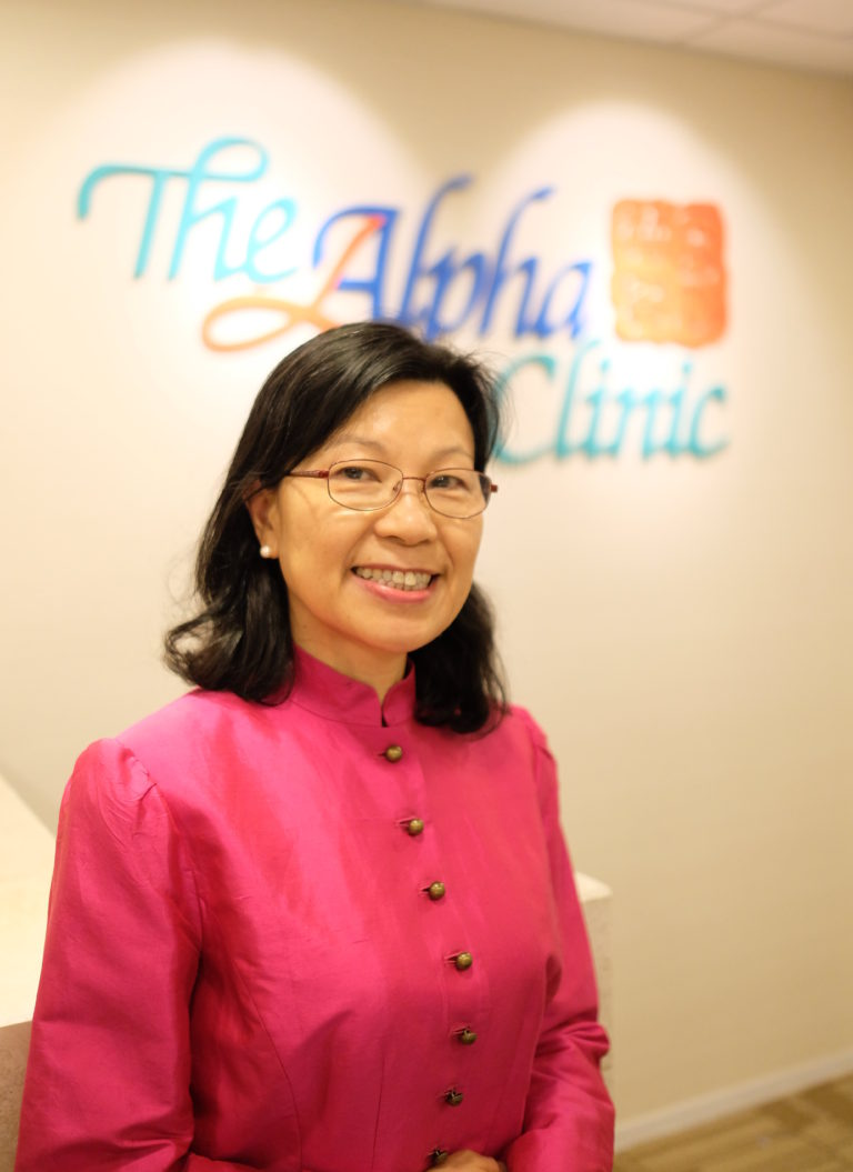 Dr. Wong Oi Ling, Marriage and Family Therapist