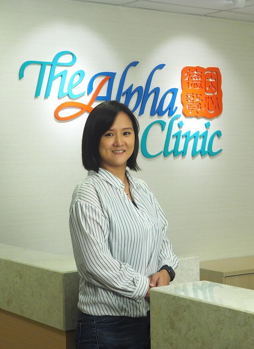 Ms. Bianca Chan, Occupational Therapist