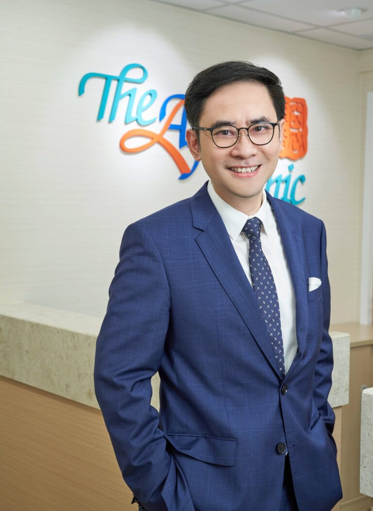 Dr. Choi Wing-Kit, Specialist in Psychiatry