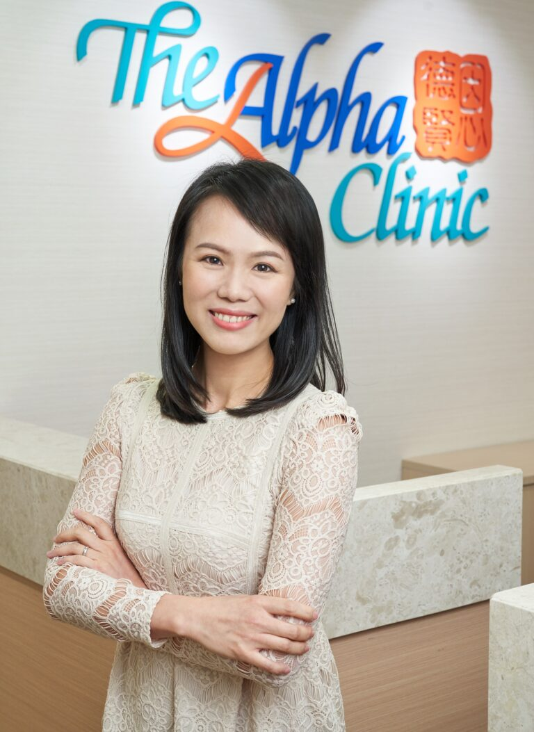 Dr. Carole Li, Clinical Psychologist