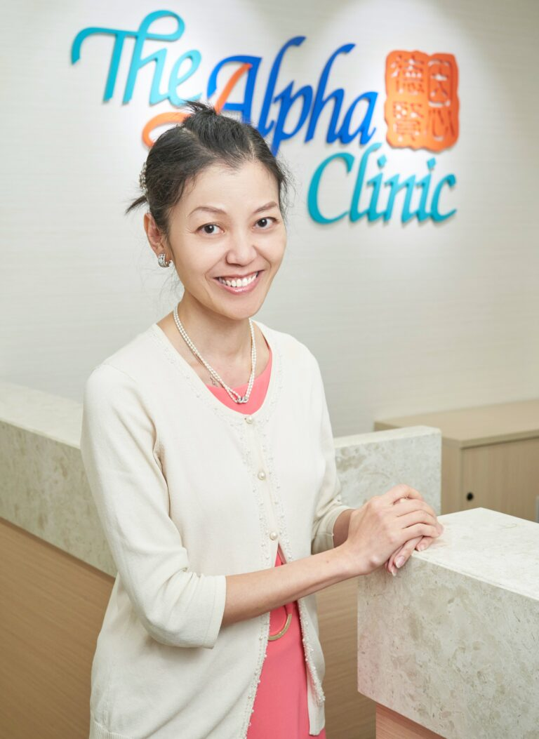 Dr. May Lam, Specialist in Psychiatry