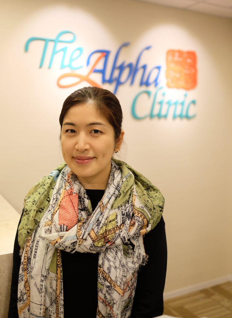Ms. Rhonda Poon, Clinical Psychologist