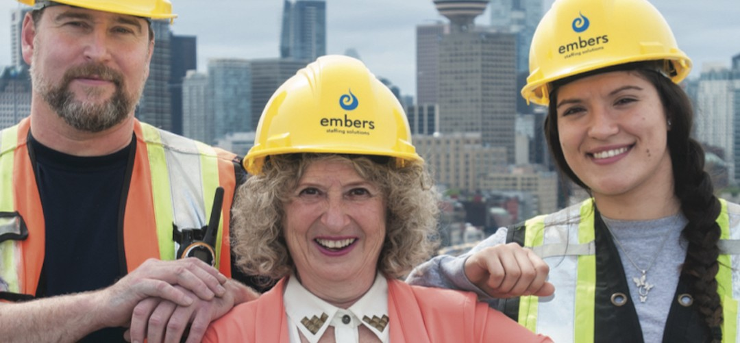 EMBERS Staffing Solutions 'gambles' on life change