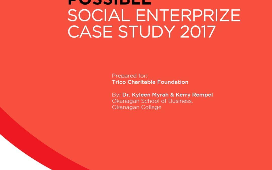 Mission Possible: Social EnterPrize Case Study