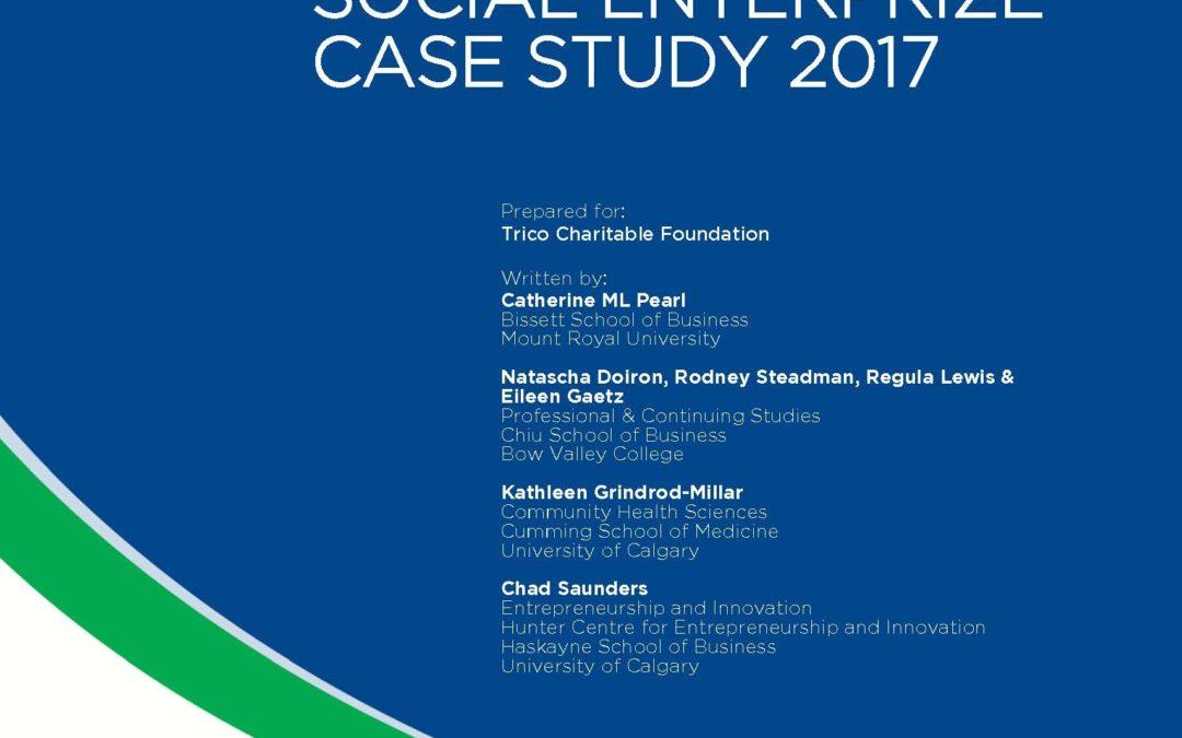 Women in Need Society (WINS): Social EnterPrize Case Study