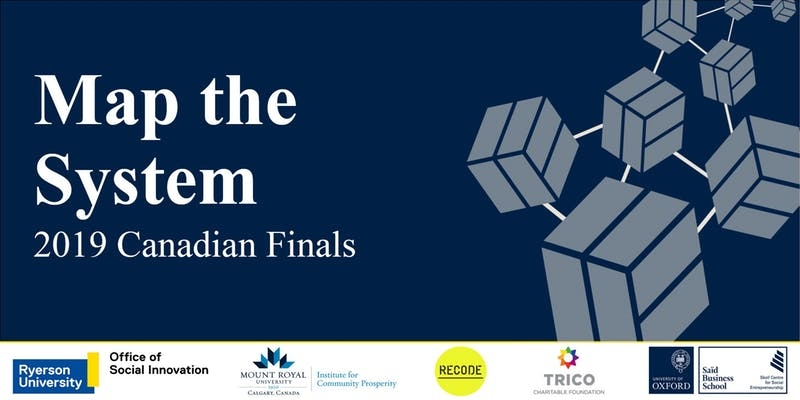 3rd Canadian Edition of Map the System Selects Finalists & Caps Record Year