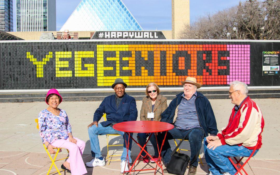 Spotlight on IRP Recipients: Sage Seniors Association