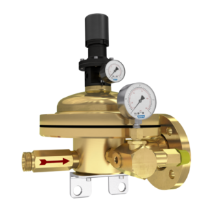 Pressure Regulators and Outlet Points