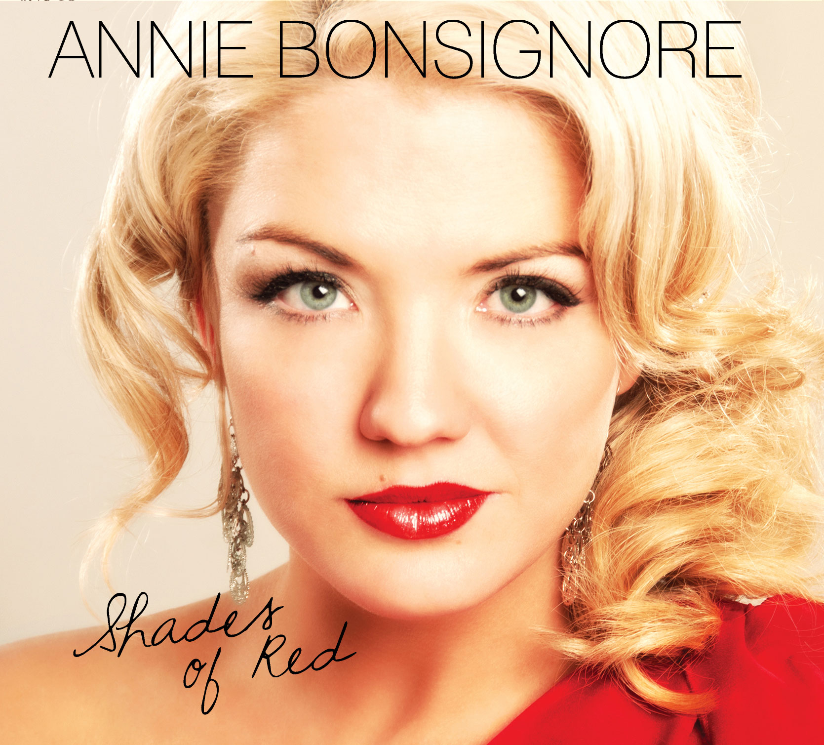 Annie Bonsignore Shades of Red
