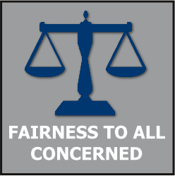 FAIRNESS TO ALL CONCERNED