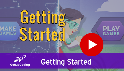 Getmecoding - Gamefroot Getting Started