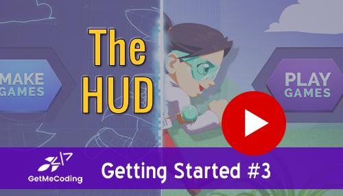 Getmecoding - Gamefroot Tutorial The HUD