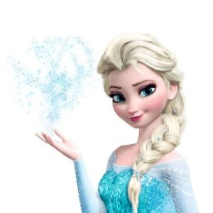 GetMeCoding.com Elsa From Frozen