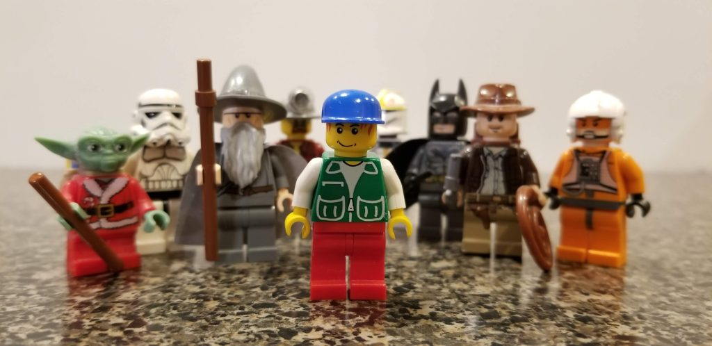 GetMeCoding.com Lego Chicken Challenge