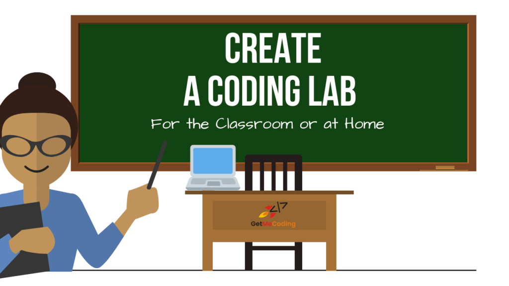 GetMeCoding Create a Coding Lab Activity