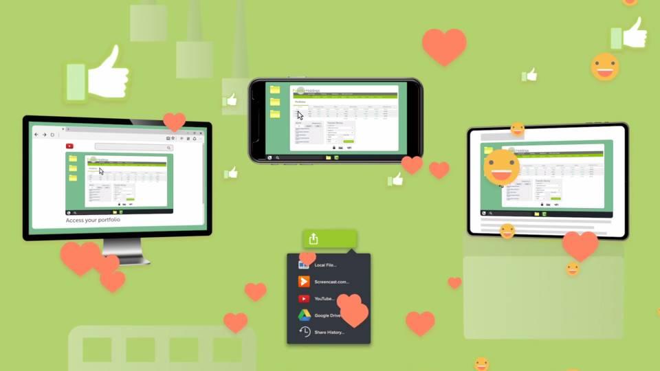 TechSmith Camtasia Screen Recorder