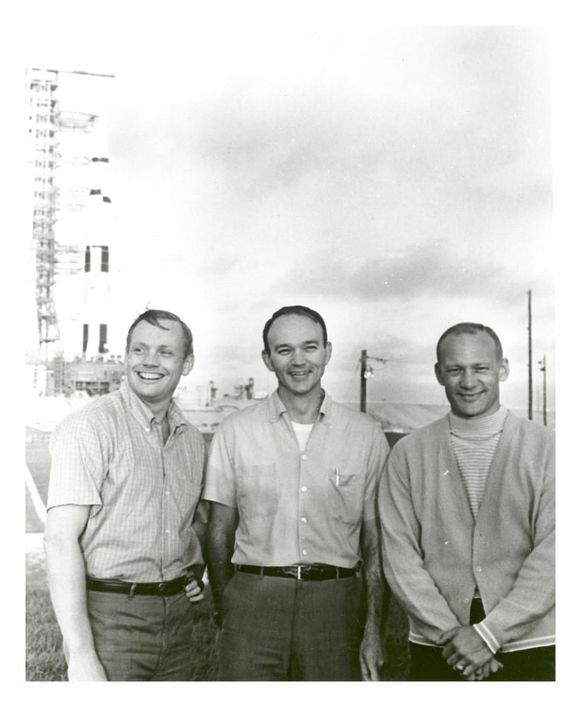 Apollo 11 Astronauts GetMeCoding
