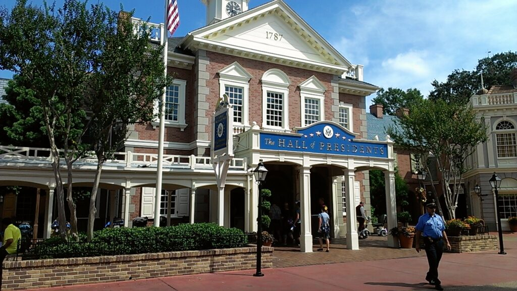 Walt Disney World Hall of Presidents