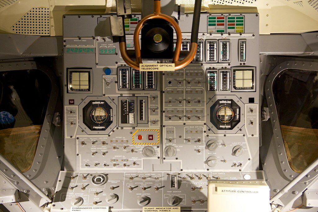 Apollo 11 Lunar Module GetMeCoding