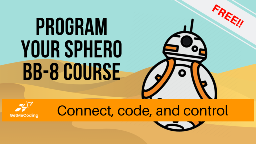 GetMeCoding Sphero App Coding BB8