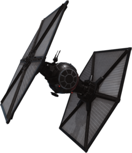Star Wars Tie Fighter - GetMeCoding.com