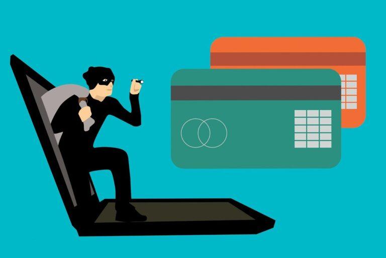 hack, fraud, card