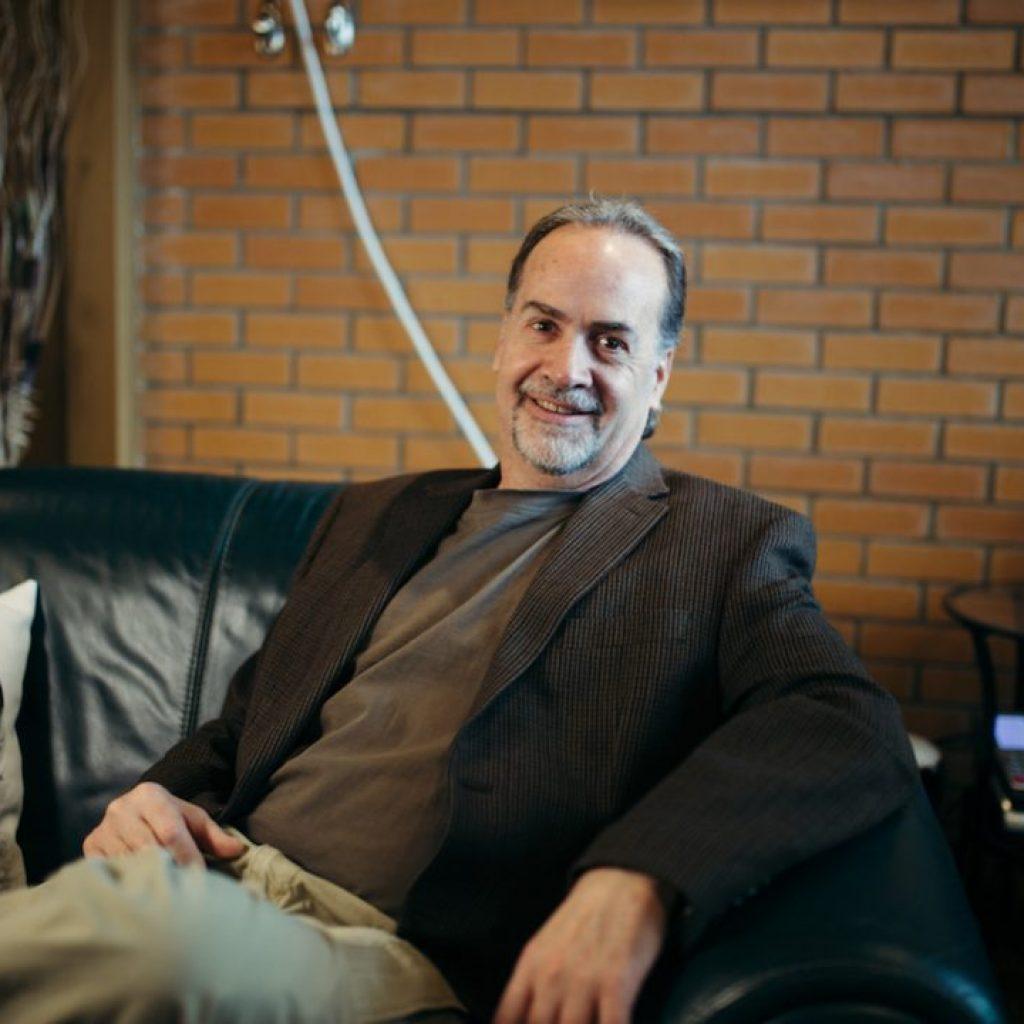 Edmonton based counselor Scott Smillie at Transcend Counselling