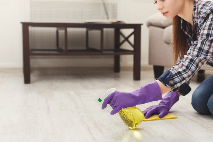 Spring Cleaning the Natural Way!