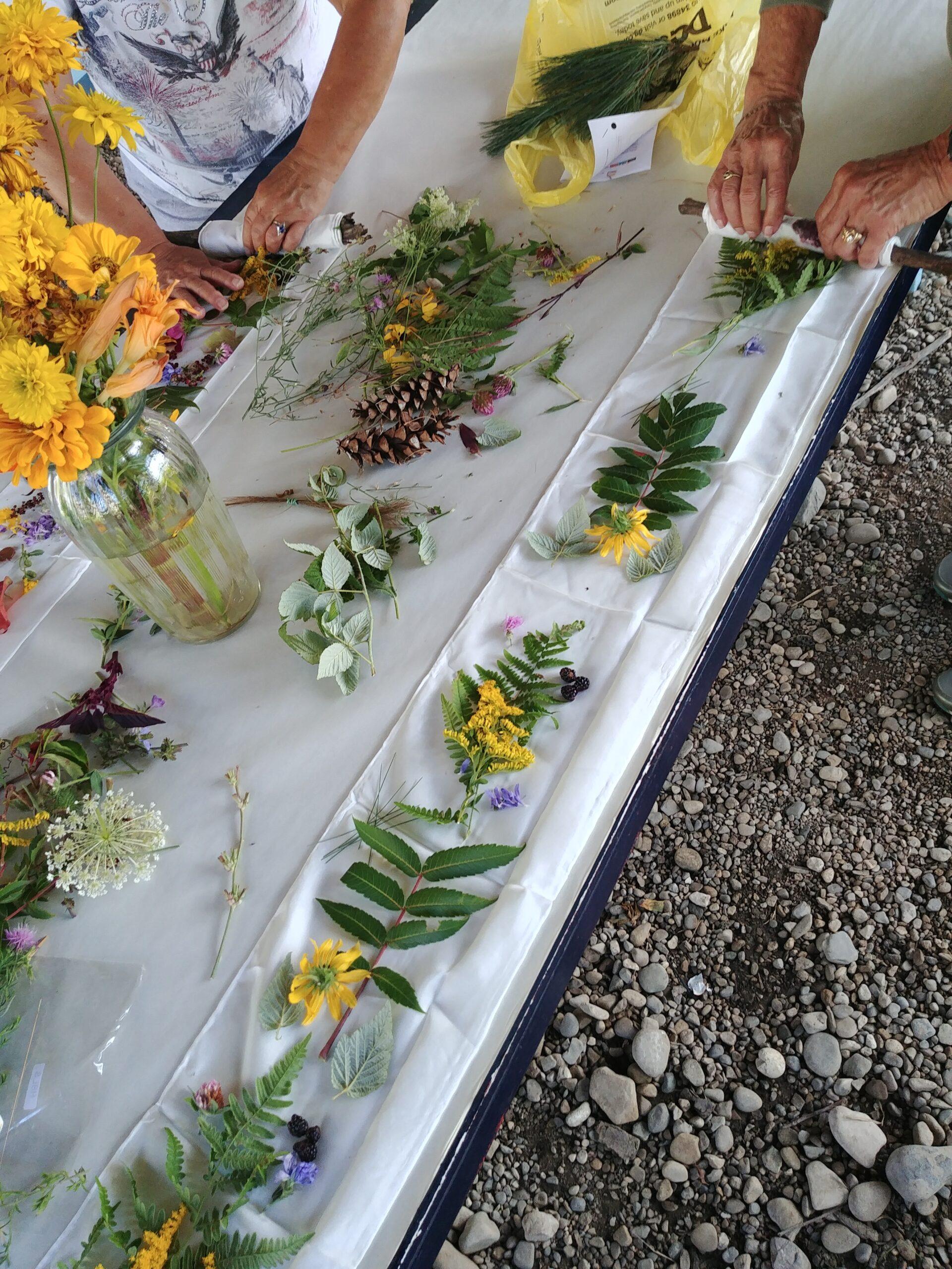 Botanical Printing Class