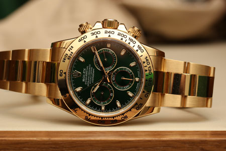 loan on fine watches