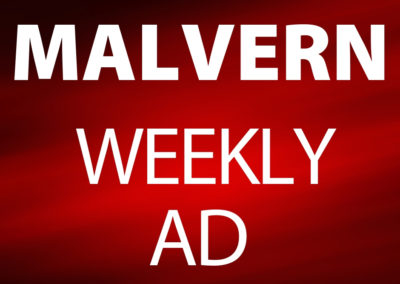 Malvern February 26- March 3