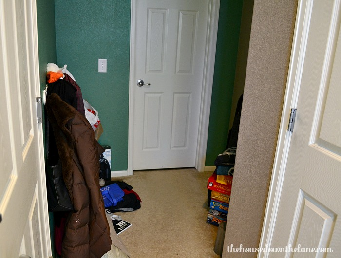Hall Closet Makeover Plan   The House Down the Lane
