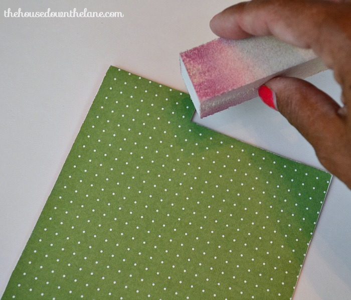 How to Make DIY Tab Dividers | The House Down the Lane