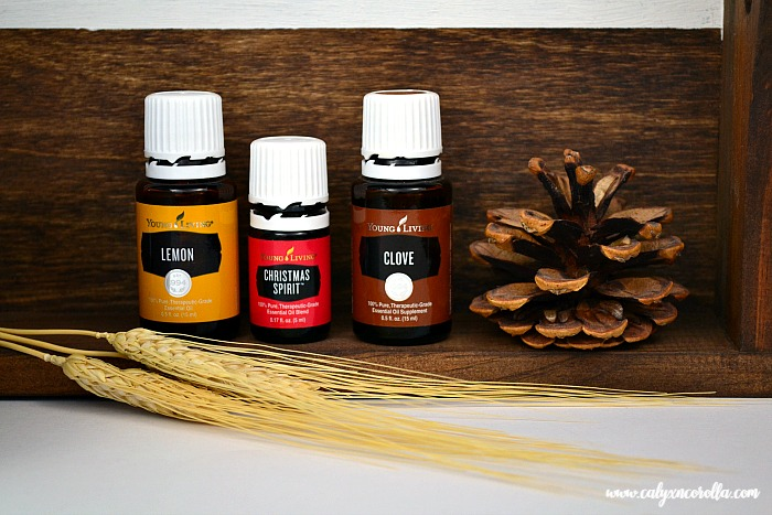 If you love fall like I do, you know that sometimes it's difficult to stay in your home office and get your work done. But I found an easy way to bring fall to your home office, and all you need is a diffuser, essential oils, and these Autumn Diffuser Recipes. It's the easiest way to bring fall to your home office! | Calyx and Corolla