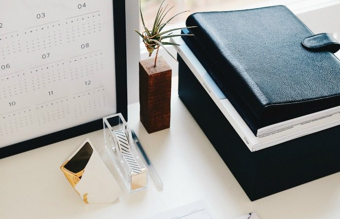 3 Essential Routines for Home Office Organization