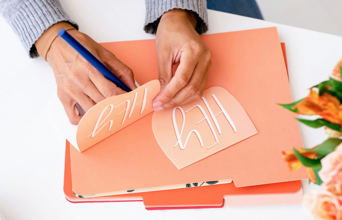 Do This, Not That: Tips to Organize Paper | Calyx and Corolla