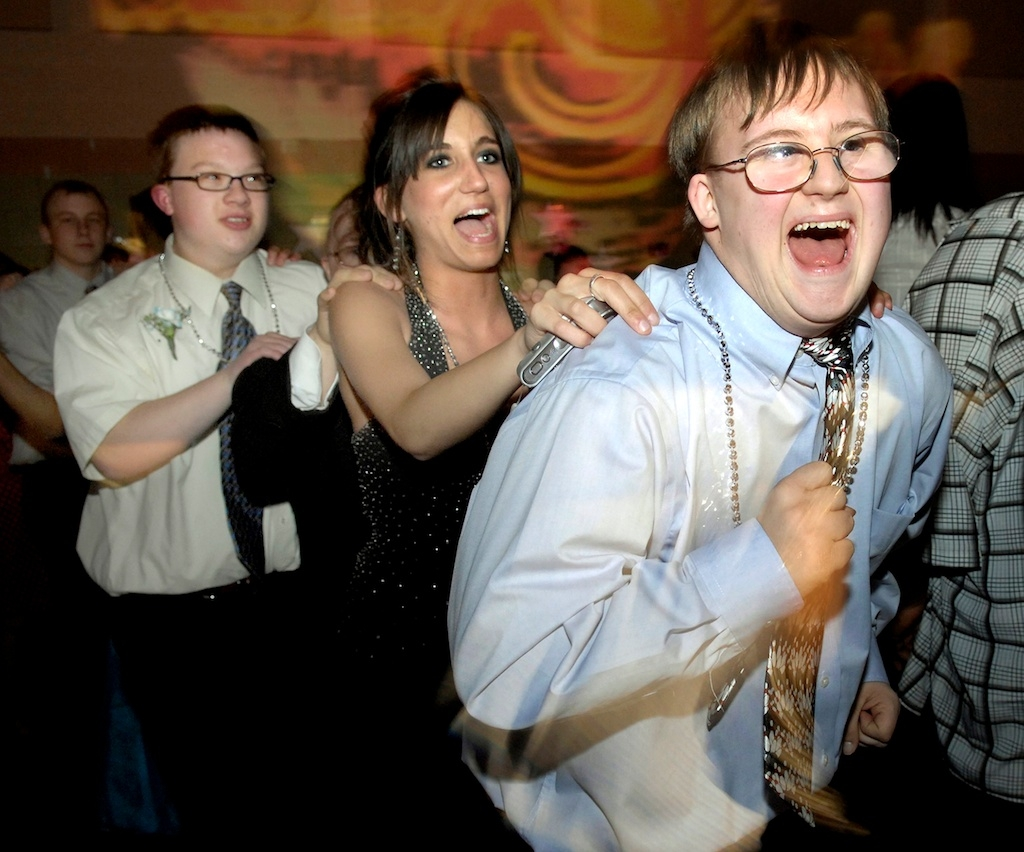 Prom for Special Needs Students