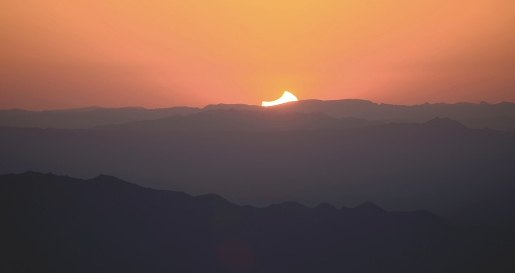 Sunset Eclipse Kit Peak