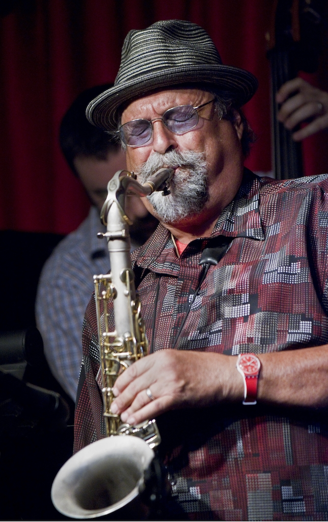 061617 Joe Lovano @ Nighttown-46TW