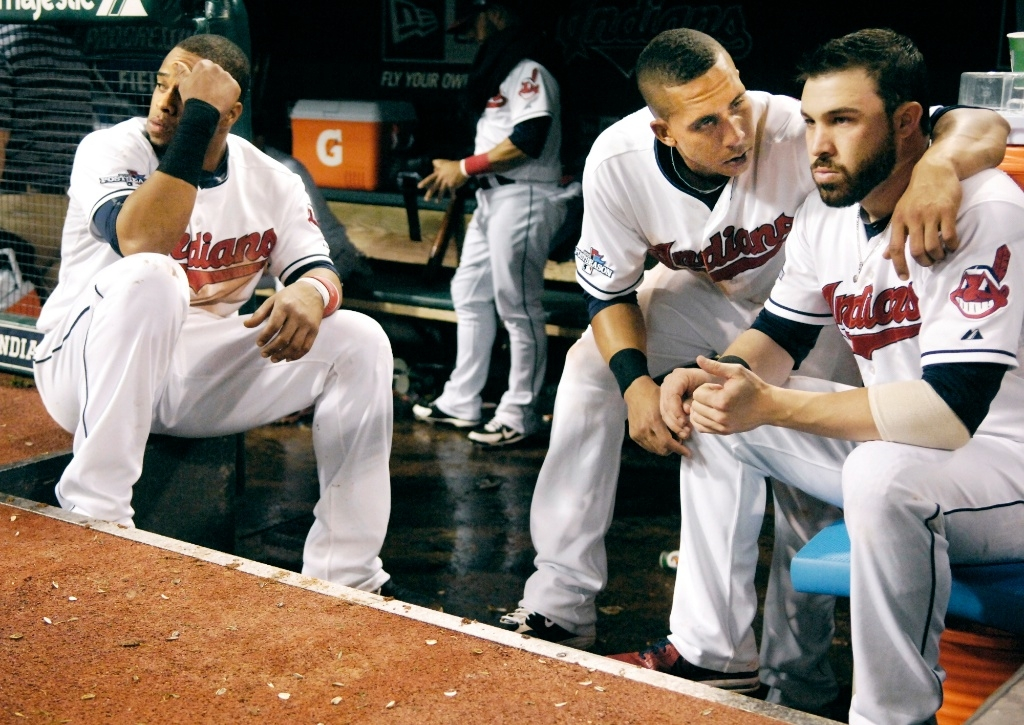 Indians Playoff Loss