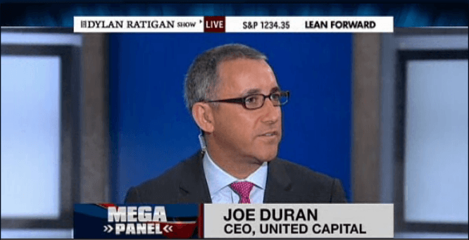 NYT Best-Selling Author Joe Duran Talks $750 Million Goldman Sachs Deal
