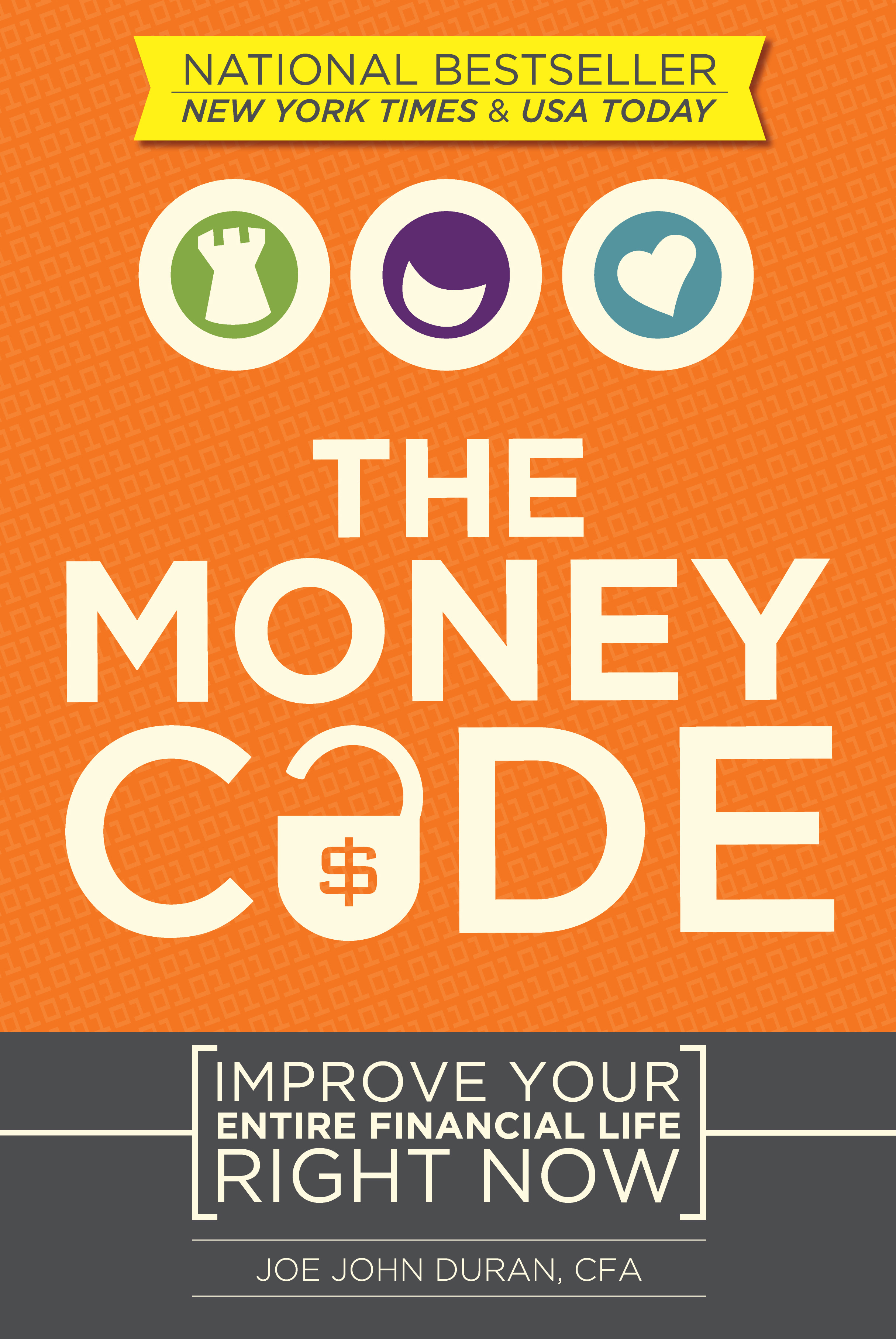 Read more about the article NEW YORK TIMES Best Seller: THE MONEY CODE