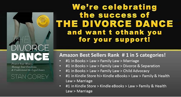 The Divorce Dance Hits Best-Seller Status