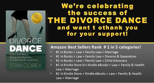 The Divorce Dance Hits Best-Seller Status