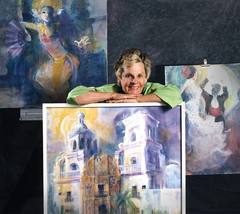 Marta Nelson by Donna Granata
