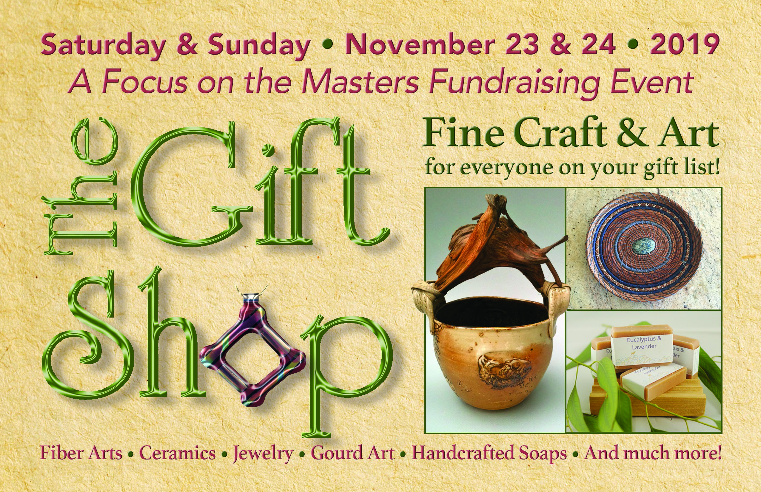 7th Annual Holiday Gift Shop at The Museum of Ventura County