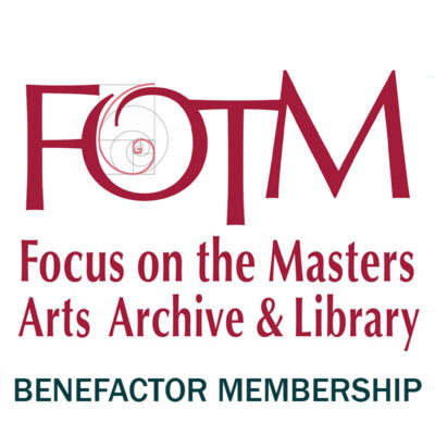 Focus on the Masters Benefactor Membership