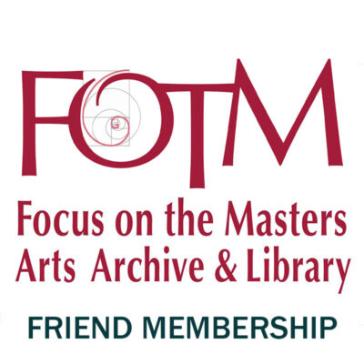Focus on the Masters Friend Membership