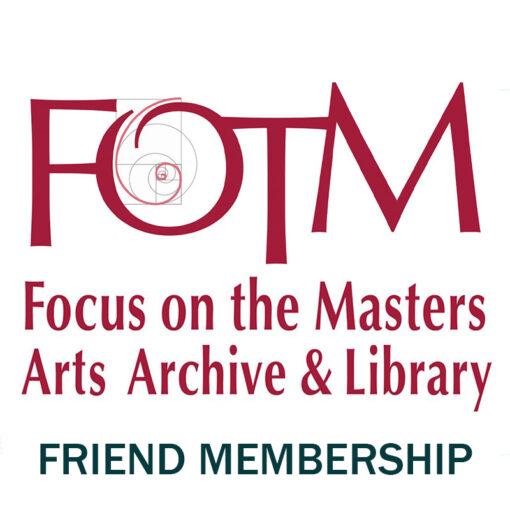 Focus on the Masters Friend Membership